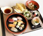 にぎり天ぷら旬菜鮮魚 島泉てつたろうのチラシ